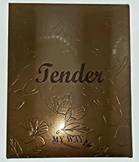 Tender set for women 3 pieces my way (parfum 55 ml - perfume spray 35 ml - deodorant cream 40 g)