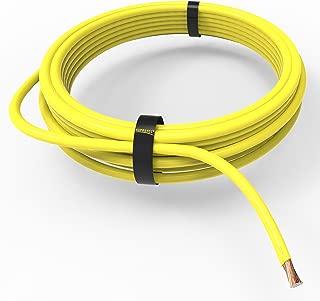 Cavo elettrico unipolare 16.0 mm/² Cavo della batteria per auto moto autocarro 1m 5m o 10m selezione: 5m metri 16.0 mm/² filo di rame, rosso
