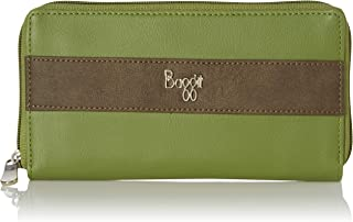 Baggit Women's Wallet (Green)