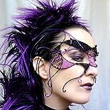 Juegos de maquillaje: arte Máscaras