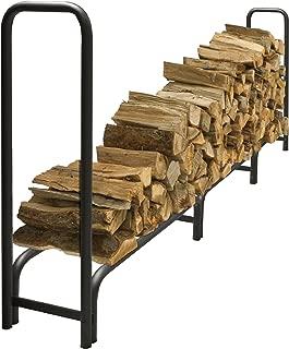 PleasantHearth - 38mm Premium Heavy Duty Log Rack, 12 Feet, Rack Only