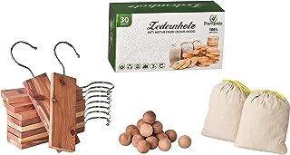 natural bio antipolillas de madera de cedro polillas Armario Motte Defensas sin productos químic...