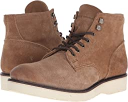 Caramel Oiled Suede