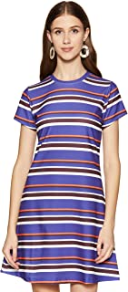 United Colors of Benetton Synthetic a-line Dress