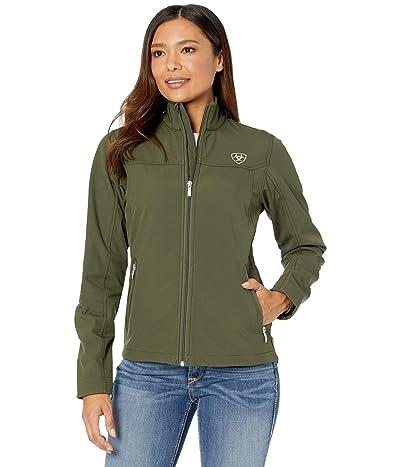 Ariat New Team Softshell Jacket (Prairie) Women
