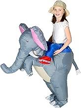 Bodysocks Inflatable Elephant Fancy Dress Costume