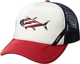 SLW3597 - Unisex American Fish Trucker Cap