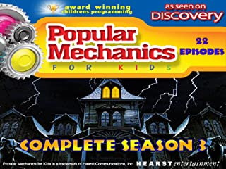 Popular Mechanics For Kids - Complete Season 3