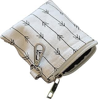Mini Keychain Essential Oil Carrying Case - Travel Bag - Storage - Arrows