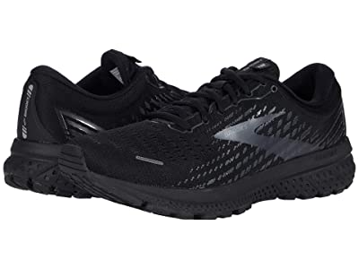 Brooks Ghost 13 (Black/Black) Men