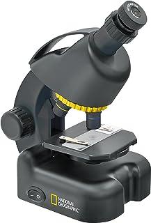 Microscopio National Geographic 40-640x con Soporte para Smartphone