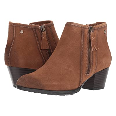 Earth Osprey (Brown Suede/Water Resistant) Women