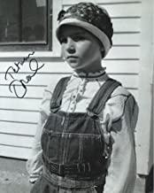 Paper Moon Actress Signed Autographed Tatum O'Neal as Addie 8x10 Photo