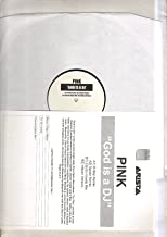 PINK - GOD IS A DJ - 12 inch vinyl record