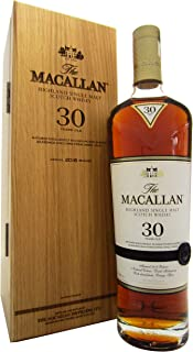 Macallan - Sherry Oak 2018 Release - 30 year old Whisky