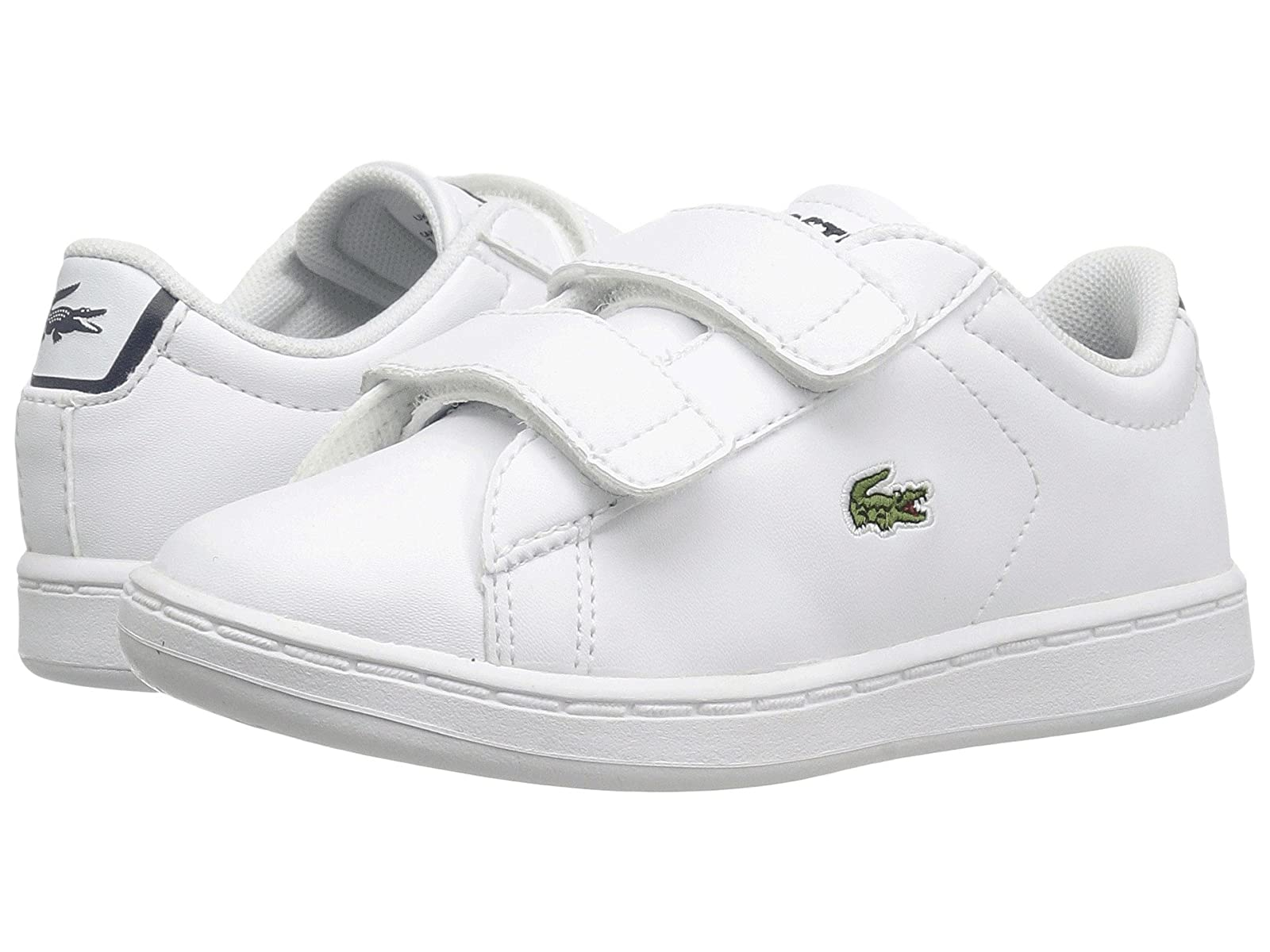Lacoste Kids Carnaby Evo Product H&L (Toddler/Little Kid):New Product Evo 2018:Man's/Woman's 6c1610
