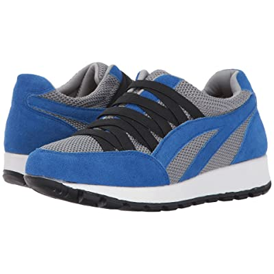 bernie mev. Tara Cano (Grey/Royal Blue) Women