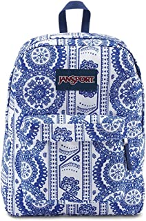 jansport white swedish lace backpack