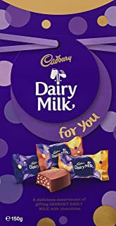 Cadbury Dairy Milk Chocolate Gift Pouch 8 Pack, 8 x 150g