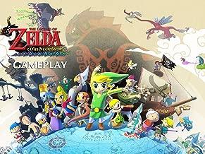 Clip: The Legend Of Zelda The Windwaker Gameplay