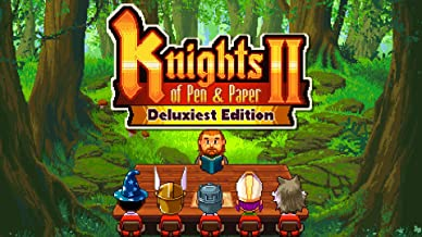 Knights of Pen & Paper 2 Deluxiest Edition - Nintendo Switch [Digital Code]
