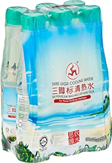 Three Legs Cooling Water (Pack of 6)