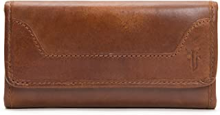 Melissa Continental Snap Leather Wallet