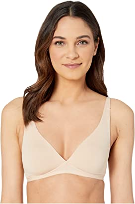 cf1363e8fbc14 Only Hearts Organic Cotton Wrap Bralette at Zappos.com