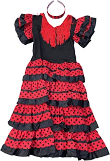 Menkes S.A Gonna Flamenco da Ballo di Peso di Alta qualit/à di Viscosa Donna