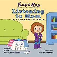 Listening to Mom: #3-Jonah and the Whale (Kay & Ray)