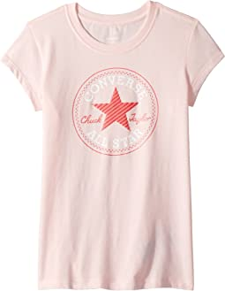 Converse Kids Chuck Patch Tee (Big Kids)