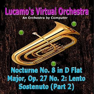 Nocturne No. 8 in D Flat Major, Op. 27 No. 2: Lento Sostenuto (Part 2)