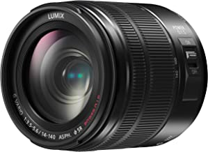 Panasonic Lumix G Vario 14-140mm f/3.5-5.6 Lens (Black)