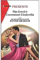 The Greek's Convenient Cinderella (Harlequin Presents Book 3881) Kindle Edition