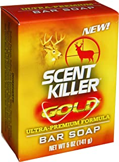 Wildlife Research Scent Killer Gold Bar Soap
