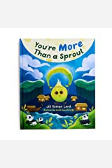 You're More Than a Sprout Hardcover