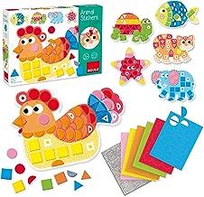 Pack de 90 adhesivos goma EVA Lucas Kids by Pryse 5150361