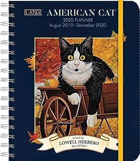 Lang LANG American Cat 2020 Deluxe Planner (20991038105) Academic Planner (20991038105)