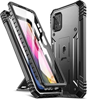 Poetic Revolution Series Case for Moto G Stylus (2021), Full-Body Rugged Dual-Layer Shockproof Protective Cover with Kicks...