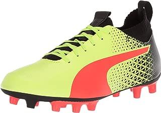 PUMA Kids' Evoknit FTB FG Soccer Shoe