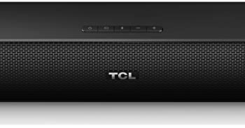 """TCL Alto 5 2.0 Channel Home Theater Sound Bar - Ts5000, 32"""", Black"""