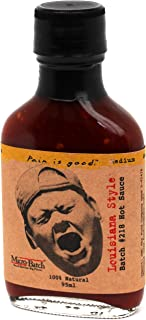 Pain is Good Louisiana Style Hot Sauce, 1er Pack 1 x 0.095 l