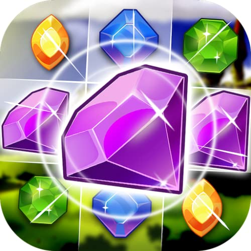 Spiele & Jewel Mania - Kostenlose 3-Spiel