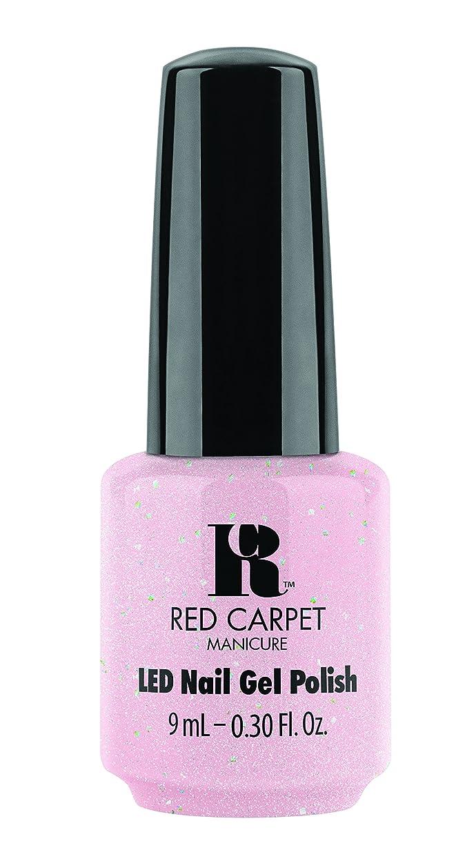 想起手お肉Red Carpet Manicure Gel Polish, Tinsel Town, 0.3 Fluid Ounce by Red Carpet