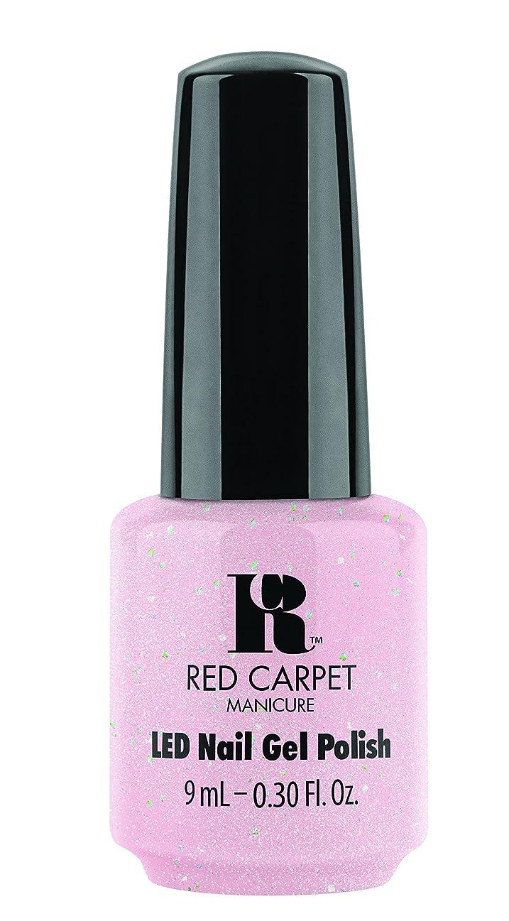 銀誤解マングルRed Carpet Manicure Gel Polish, Tinsel Town, 0.3 Fluid Ounce by Red Carpet