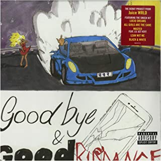 Juice WRLD Goodbye & Good Riddance Poster Print