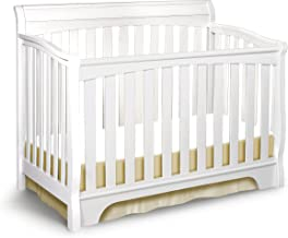 delta eclipse crib white