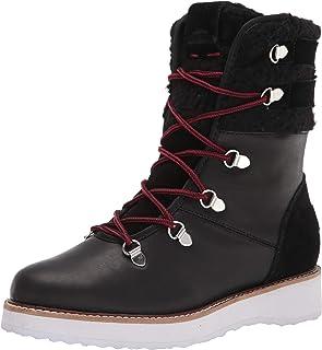 Roxy Women's Brandi Waterproof Leather Boot Fashion