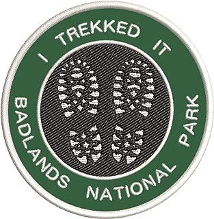 I Trekked It Badlands National Park 3.5