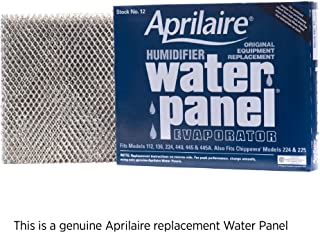 Best aprilaire 12 humidifier filter Reviews
